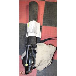 TORO ELECTRIC AIR RAKE & VAC
