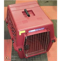 PETMATE DELUXE PET PORTER LARGE DOG CARRIER