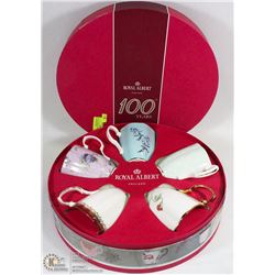 ROYAL ALBERT ENGLAND 100 YEARS ENGLISH