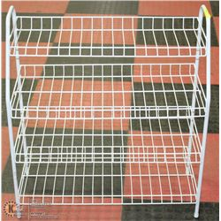 4 SHELF SHOE RACK