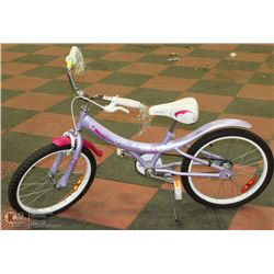 "CREAM SODA SUPERCYCLE GIRLS 18"" BIKE"