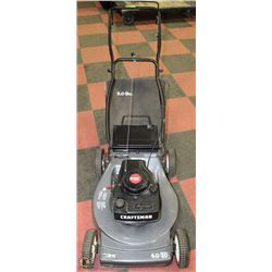 "SEARS CRAFTSMAN 4HP 20"" CUT ESTATE LAWN MOWER"