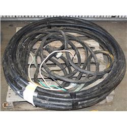 HEAVY DUTY CABLE WITH ENDS