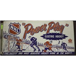 34) VINTAGE NHL TABLE TOP GAME