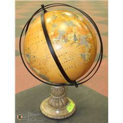 """12"""" GLOBE WITH STAND"""