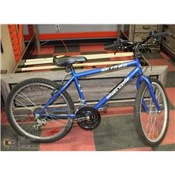 SUPERCYCLE SC1800 - 18 SPEED SOLID FRAME