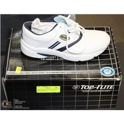 NEW LADIES  'TOP FLIGHT' GOLF SHOES - SIZE 7.5