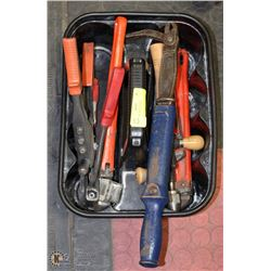 TOOL TOTE WITH TOOLS