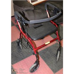 INVACARE RED WALKER
