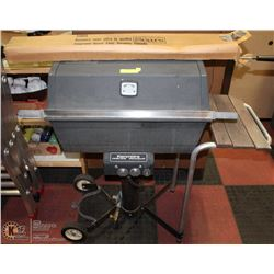 KENMORE TWIN CONTROL PROPANE BBQ W/ ROTISSIERIE
