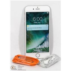64GB APPLE iPHONE 6 SILVER FOR ROGERS