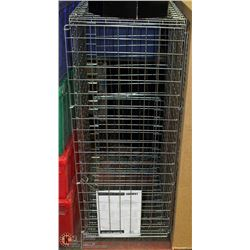 NEW SECURITY CAGE FOR CAM SHELVING
