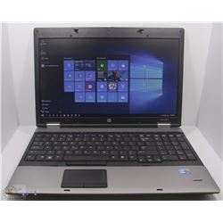 BUSINESS CLASS HP PROBOOK 6560B iNTEL i5 LAPTOP