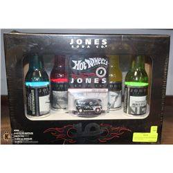 JONES SODA 10 YEAR ANNIVERSARY SODA SET INCL