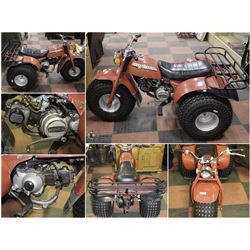FEATURE HONDA 110CC TRIKE