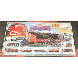 BACHMANN NORTHERN FLYER HO TRAIN SET