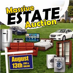 ALL ITEMS NEED TO BE PAID BEFORE LEAVING AUCTION