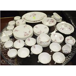 1)COLLECTION OF  CHERRY BLOSSOM CHINA