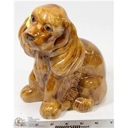 "1982 ""LADY AND THE TRAMP "" CERAMIC FIGURINE"