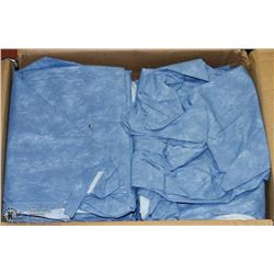 CASE OF DISPOSABLE COVERALLS