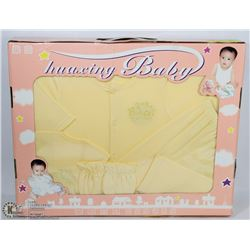 VINTAGE HUAXING NEW BABY SET
