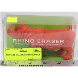 NEW ART GALLERY RHINO ERASER