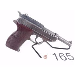 RESTRICTED. Pristine Walther P38