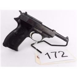 RESTRICTED. Wonderful Walther P38