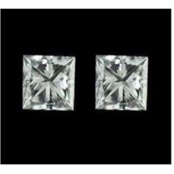 Princess 0.67 ct - Pair - GIA APPRAISAL