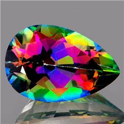 Natural Mystic Topaz 5.76 cts - Flawless