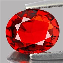 Natural Orange Spessartite Garnet 2.24 Cts - VVS