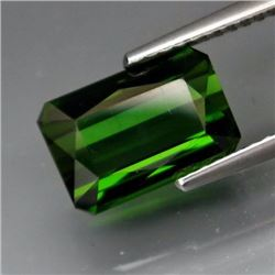 Natural Top Green Tourmaline 2.97 cts