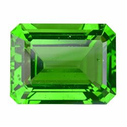 Natural Green Amethyst 22.77 Carats