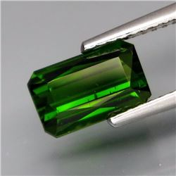 Natural Top Green Tourmaline 2.00 Carats