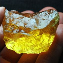Natural Citrine Gemstone Rough 227 carats