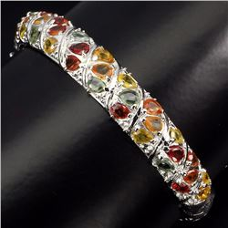 Natural Fancy Sapphire 126 Carats Bangle