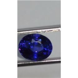Natural Untreated Color Changing Sapphire 5.74 Ct - VVS