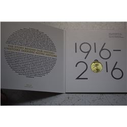 100th Anniversary of Womens Right to Vote 1916 to 2016 Dollar Coin