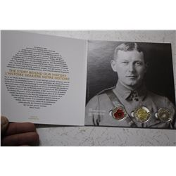 2015 Remembrance Day Coin Set