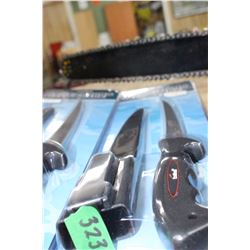 Knife Set w/Case