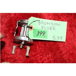 Fishing Reel - Bronson Flyer