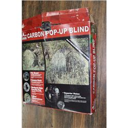 Pop-up Blind