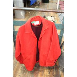 Red Coat - XL