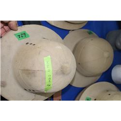 2 WWII Canadian Pith Hats