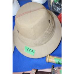 India Pith Hat