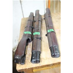 3 Enfield Full Wood Stocks - 3 x the money