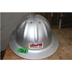 Hellfire Suppression Services Hard Hat