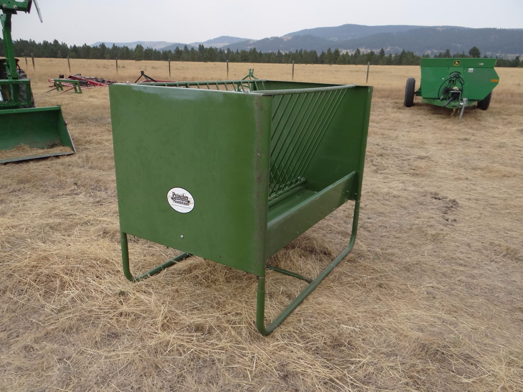 supplies graze the fairfield horse hay saver foal feeder ltd eating mare from