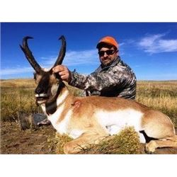 Colorado Pronghorn Hunt for 2