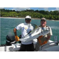 Deep Sea Fishing Adventure in Mexico
